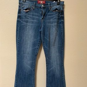 Lucky brand Sofia boot cut jeans